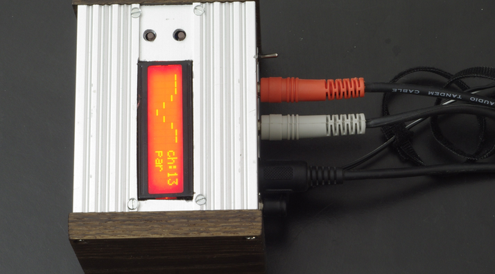 Zeta Reticuli: Arduino MIDI controlled 10-band EQ and external effect interface