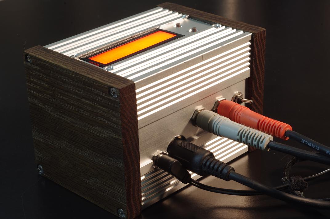 Red Binary | Zeta Reticuli: Arduino MIDI controlled 10-band EQ and